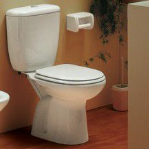 Aveiro W/D Close-coupled WC w/ fixing kit