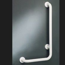 WC Care Angle hand bar w/right vertical rod