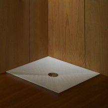 Moraira 80x80x6 countertop shower tray