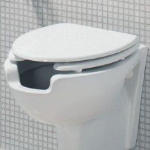 WC Care toilet seat