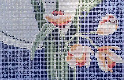 Unique mosaic M0025