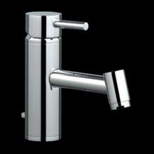 Tube-basin mixer