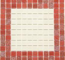 Mosaic ROCK SQUARE B-R 1