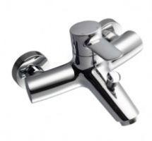 Torus-bath/shower mixer