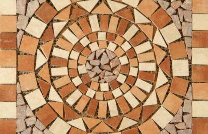 Mosaicceramic tiles