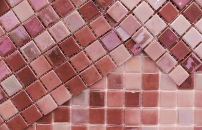 Mosaic ACQUARIS CARMIN