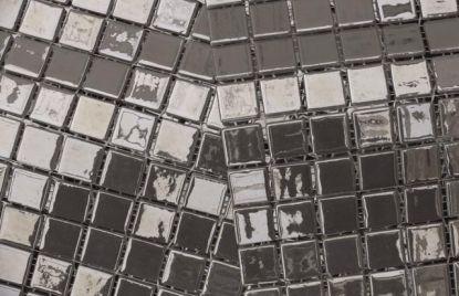 Mosaic METALICO PLATINO