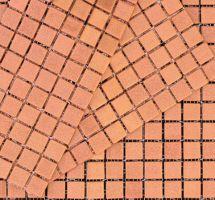 Mosaic METALICO COBRE
