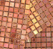 Mosaic METALICO BRONCE
