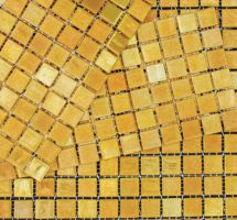 Mosaic METALICO ORO DORE