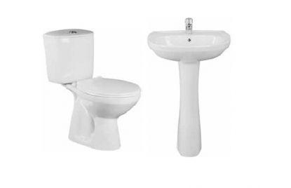 Sanitaryware set