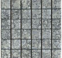 Crystal mosaic platinum