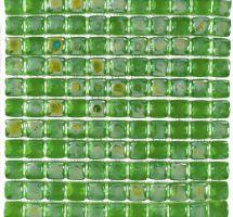 Crystal mosaic green
