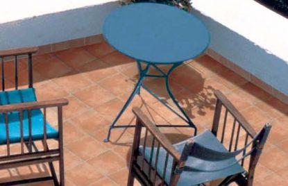 Clinker for terrace