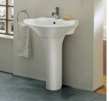 Wash basin Jade included kit