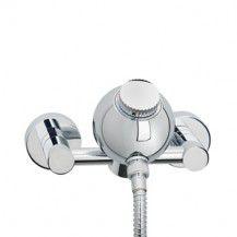 Aple-shower mixer